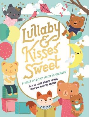 Lullaby and Kisses Sweet Poetry Book