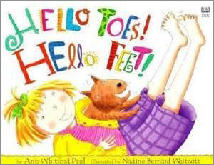 Hello Toes! Hello Feet! picture book