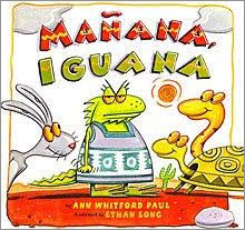 Manana Iguana Picture Book