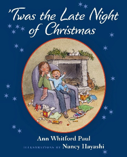 Twas the Late Night of Christmas Picture Book