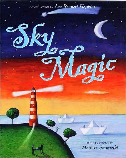 Sky magic Poetry Book