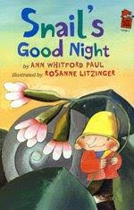 Snails's Good Night Picture Book