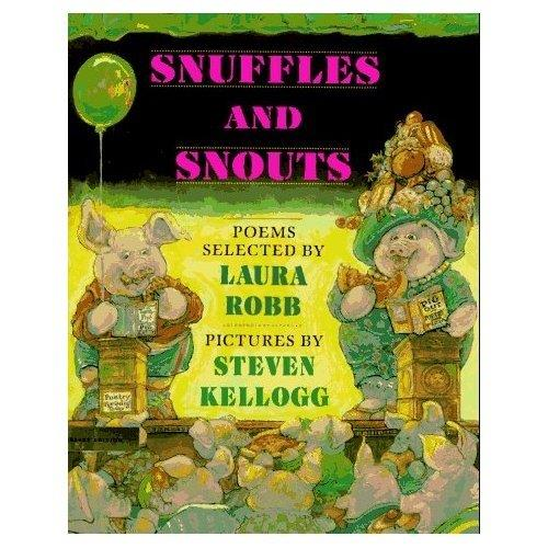 Snuffles and Snouts Poetry Books