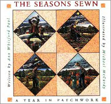 The Seasons Sewn picture book