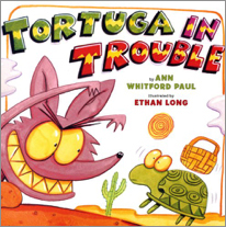 Tortuga in trouble Picture book