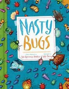 Nasty bugs Poetry Book