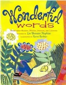 Wonderful Words poetry Books