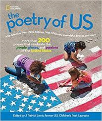 the poetry of us poetry book