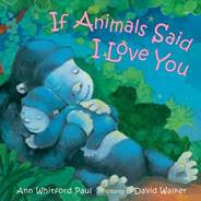 If Animals Said I Love You Picture Book